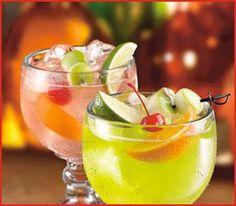 Applebee's Sangria's :) Yum!