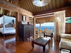 Bora Bora Nui Resort & Spa - our 2nd week of the honeymoon in Bora Bora