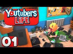 Jogando YoutubersLife #01