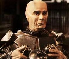 "british telly shows | Kryten - the Robot from the British TV show ""Red ... 