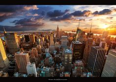 Rockefeller Revisited by Dominic Kamp on 500px