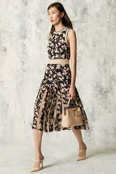 Michael Kors Collection Pre-Fall 2016 Trend - Bold Print