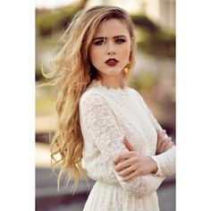 ROMA Kayture ❤ liked on Polyvore featuring people, models, pictures, backgrounds and hair