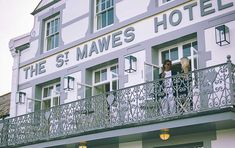 The St Mawes hotel, St Mawes | A perfect stop by The Sea