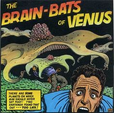Basil Wolverton, Brain-Bats of Venus