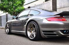 Sesssy. 997 Porsche 911 turbo