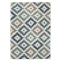 Mohawk Home Laguna Diamond Head Rug, Multicolor