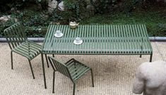 Palissade is a collection of outdoor furniture designed by Ronan and Erwan Bouro, Product specs, Find dealer
