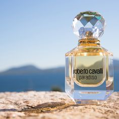A journey through the Mediterranean Sea, a floral bouquet and the warm sensation of the sun. #RobertoCavalliParadiso