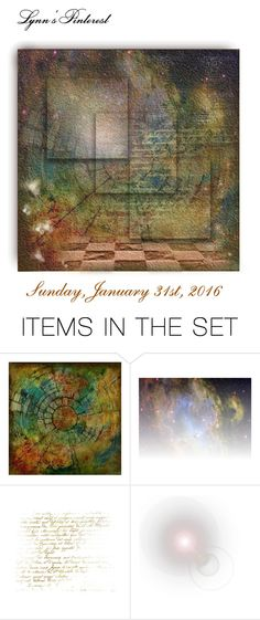 """""""January 31st, 2016  -  #3470"""" by lynnspinterest ❤ liked on Polyvore featuring art"""