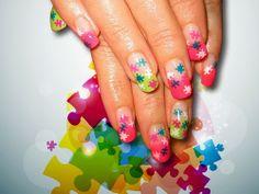 nail summer designs, nails design for summer 2014
