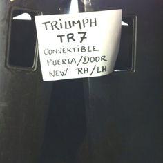 Puertas TR7