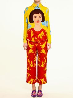 Tata Naka Pyjama SS 2013