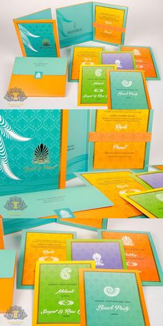 The mughal collection indian wedding by aroyalimpression on etsy turmericink offers unique and exceptional indian wedding invitation cards design and printing for every religion and tradition stopboris Choice Image