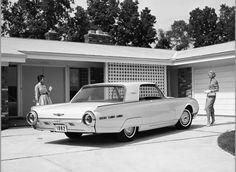 Thunderbird 1962