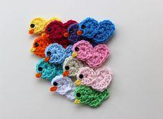 Rubber Ducky Applique, free pattern by Kris Moore ༺✿ƬⱤღ  http://www.pinterest.com/teretegui/✿༻