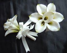 Calla Lily Bouquet (: