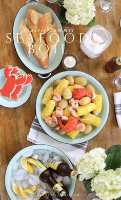 Seafood Boil | My Favorite & The EASIEST Summer Party