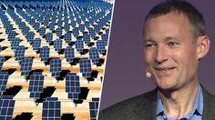 Cet Ingenieur Francais A La Solution Pour Stocker L Energie Solaire Et Accelerer La Transition Energetique Energie Solaire Solaire Energie Renouvelable