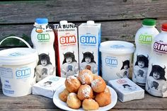 Kefir, Coconut Water, Biscotti, Drink Bottles, Sweets, Cooking, Youtube, Desserts, Recipes