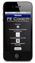Mobile App: PE Coach - NATIONAL CENTER for PTSD