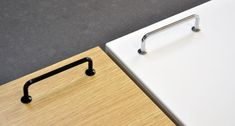 Klassikoiden paluu - Ideal Keittiöt Oy Kitchen Handles, Carrara, Interior Design, Home Decor, Kitchen Ideas, Dreams, Image, Products, Kitchen Knobs