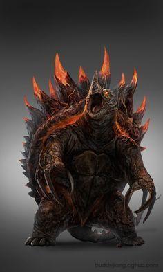 5dd089c58f91a5eb3152a40fd002eb45--creature-fantasy-creature-concept.jpg (236×393)