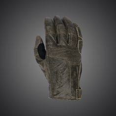 4SR biker gloves Retro