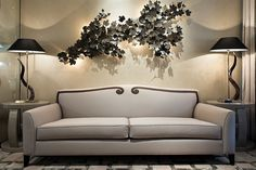 The Pimlico Sofa by Hill House Interiors