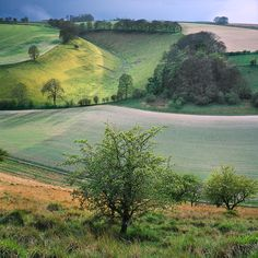 Thixendale, Yorkshire