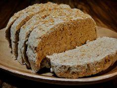 Raw French Garden Bread