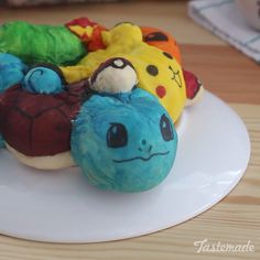 Gotta eat 'em all!