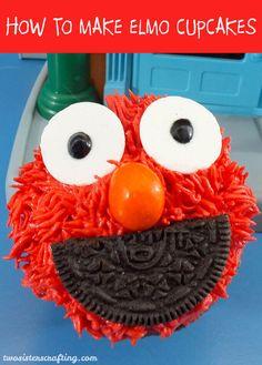 Elmo smash cake My Cakes Pinterest Elmo smash cake Smash