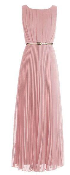 *Maillsa Fancy Women's Neckline Chiffon Dress PP33 at Amazon Women's Clothing store: Pretty Outfits, Pretty Dresses, Beautiful Outfits, Cute Outfits, Chiffon Dress, Dress Skirt, Modest Fashion, Fashion Dresses, Maxi Dresses