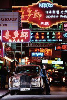 Night life, Hong Kong