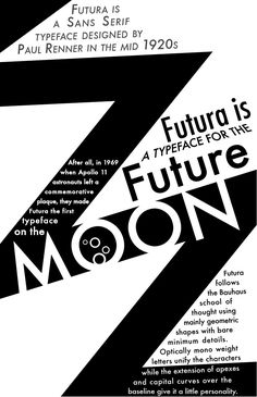 More typeface design posters