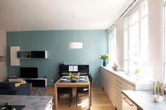 Appartement Paris 13e : un 90 m2 rénové par une architecte et décoratrice - Côté Maison