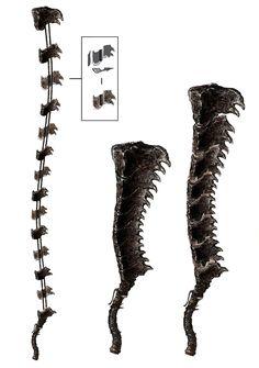 Beast Cutter from Bloodborne