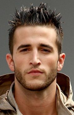 28 best spiky haircuts for men images  haircuts for men