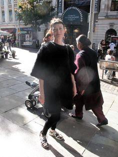 Furry dress