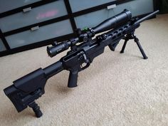 REMINGTON 700 SPS TACTICAL / MDT TAC 21 CHASSIS .308