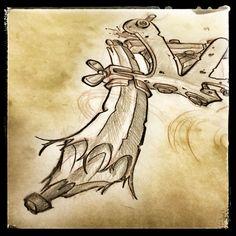 tattoo machine drawing - Cerca amb Google