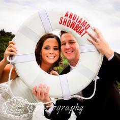 Wedding on a Boat!