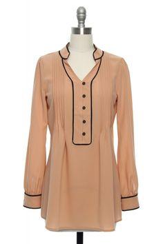 Button Me Up Blouse  $44.99