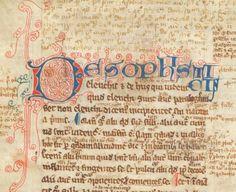 London, British Library, Arundel MS 383 (1250-1300)