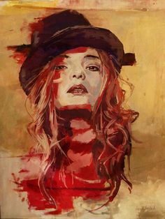 Marius Markowski #painting #Art pls visit us > www.facebook.com/skalapeter7 ♡