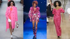 Which are the biggest trends to emerge from this season's eccentric and energetic New York Fashion Week? From shocking pink to military accents and a mix-and-match of styles and materials, 2017 will see a summer of contrasts. Our round-up of the fashion to follow.
