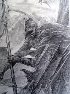 The Lord of the Rings Sketchbook: Alan Lee