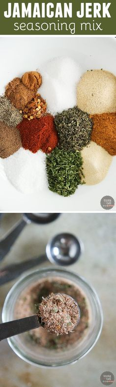 Looking for a way to spice things up? This Jamaican Jerk Seasoning Mix is great…