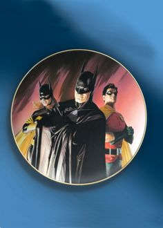 Bat Family by Alex Ross